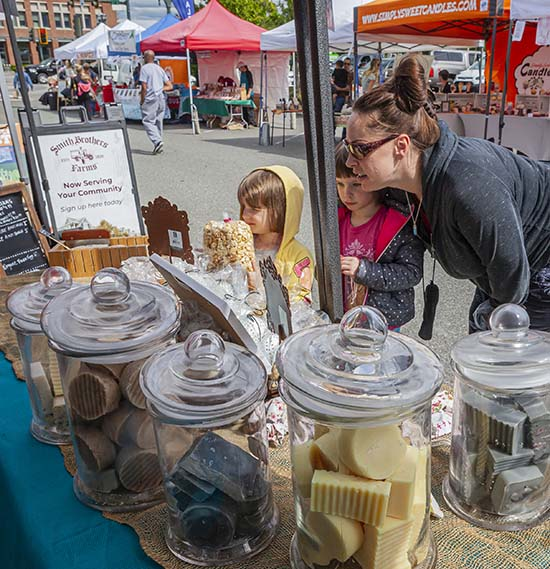 Snohomish County farmers markets kickstarting their seasons shortly